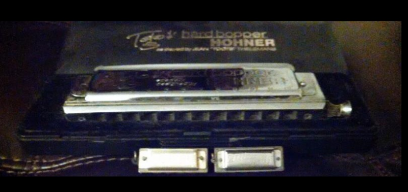 HardBopper Hohner Chromatic Toot's Theilemans Signature